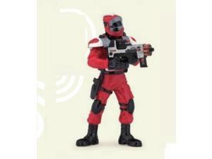Sky Fighter (Red) - Action Figures by Papo Figures (70110)