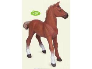 Alezan English Foal - Play Animal Figure by Papo Figures (51534)