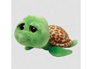Zippy Green Turtle Boo Medium Reptiles & Amphibians Stuffed Animal Ty (36989)