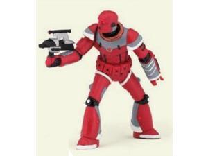 Ironbot Fighter (Red) - Action Figures by Papo Figures (70113)