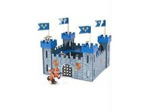 My 1st Blue Castle - Castle & Knight Toys by Papo Figures (41257)