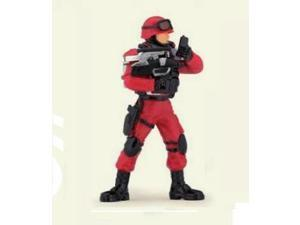 Recon Fighter (Red) - Action Figures by Papo Figures (70112)