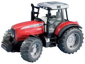 Massey Ferguson 7480 Red Tractor - Vehicle Toy by Bruder Trucks (02040)