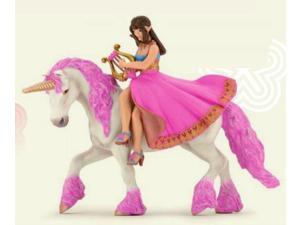 Princess with Lyre on Horse - Action Figures by Papo Figures (39057)