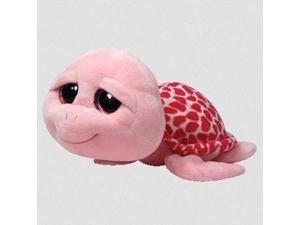Shellby Pink Turtle Boo Medium Stuffed Animal by Ty (36990)