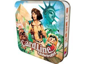 Cardline Globetrotter - Card Game by Asmodee (CARD02)