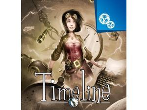 Timeline Inventions - Card Game by Asmodee (TIM01)