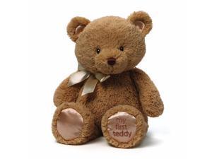 "My 1st Teddy Tan 15"" - Stuffed Animals for Baby by GUND (4043978)"