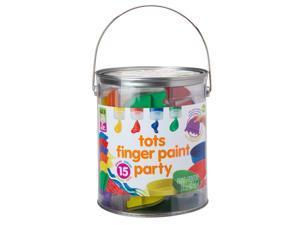 Tots Finger Paint Party - Art Supplies by Alex Toys (1808)