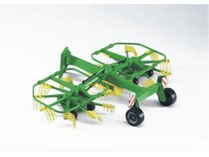 Krone Rotary Swath - Vehicle Toy by Bruder Trucks (02216)