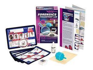 Forensics Fingerprint Kit - Science Kits by Thames & Kosmos (658410)