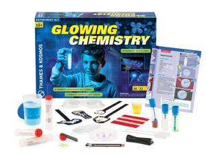 Glowing Chemistry - Science Kit by Thames & Kosmos (644895)