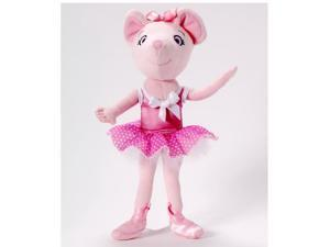 "Polka Dot Angelina Ballerina Cloth Doll 9"" Play Doll Madame Alexander (68834)"