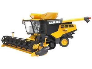 Claas Lexion 780 Terra Yellow Combine Harvester Vehicle Toy by Bruder (02118)