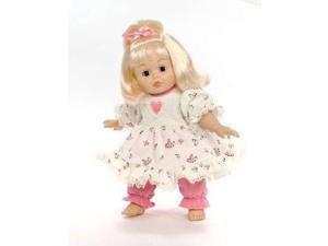 """Lil Girl Peppermint Kiss 14"""" - Play Doll by Madame Alexander (68855)"""