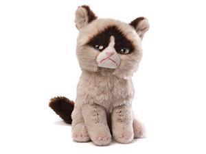 "Grumpy Cat Beanbag 5"" - Stuffed Animal by GUND (4046082)"