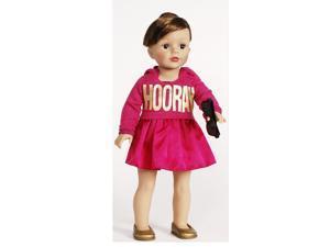 """Hooray 18"""" Isaac Mizrahi - Play Doll by Madame Alexander (68660)"""
