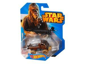 Hot Wheels Star Wars Car - Chewbacca - Vehicle Toy by Mattel (CGW35-D)
