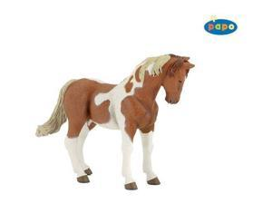 Pinto Horse Mare - Play Animal Figure by Papo Figures (51094)