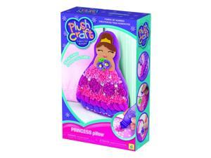Princess Pillow Plushcraft - Craft Kit by Orb Factory (72223)