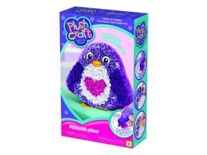 Penguin Pillow Plushcraft - Craft Kit by Orb Factory (72414)