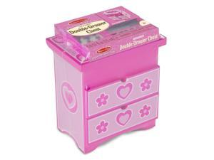 Double Drawer Chest DYO - Craft Kit by Melissa & Doug (9527)