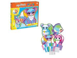 Pets My First Sticky Mosaics - Craft Kit by Orb Factory (72780)