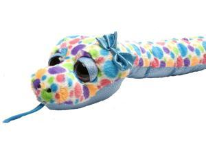 Polka Dots Sweet & Sassy Snake 54 Inch Stuffed Animal by Wild Republic (16753)