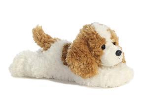 Cookie Dog Flopsie 12 inch - Stuffed Animal by Aurora Plush (31534)