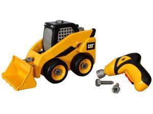 Take-Apart Skid Steer - Vehicle Toy by Battat (98148)