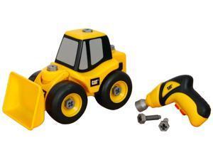 Take-Apart Wheel Loader (CAT) - Vehicle Toy by Battat (98154)