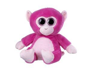 Pink Monkey Sweet Chums 10 inch - Stuffed Animal by Ganz (H13328)