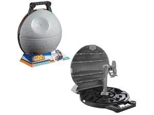 Star Wars Death Star Play Case - Vehicle Toy by Hot Wheels (CGN73)