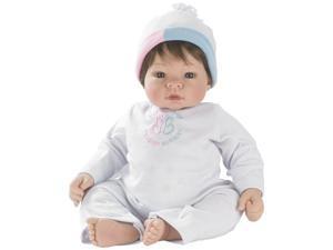Babblebaby Newborn Nursery - Munchkin 19 inch Play Doll Madame Alexander 69530