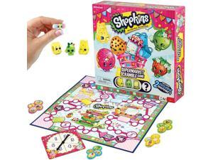 Shopkins Supermarket Scramble Game - Board Game by Shopkins (4050-06)
