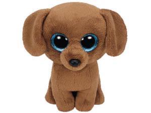 Dougie Dachshund Beanie Boo Small - Stuffed Animal by TY (36191)