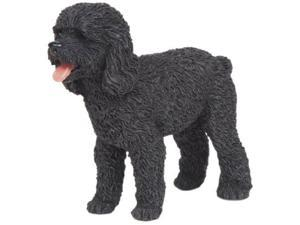 Black Poodle - Play Animal Figure by Papo Figures (54025)
