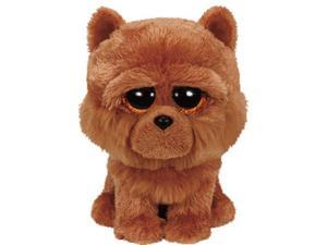 Barley Dog Beanie Boo Small - Stuffed Animal by TY (36193)
