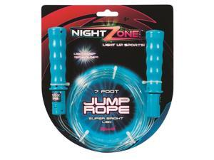 Jump Rope 7 feet (Nightzone) (Colors Vary) - Kids Sports by Toysmith (56360)
