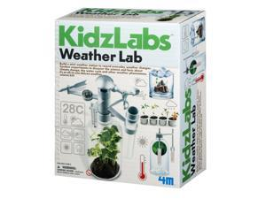 Weather Lab 4M - Science Kit by Toysmith (5542)
