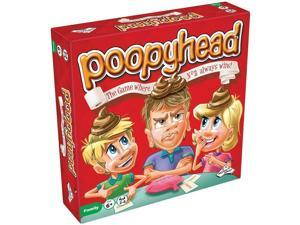 Poopyhead Game - Board Game by Find It Games (6006)