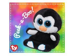 Penni Penguin Phone Holder - Stuffed Animal by Ty (PH001)