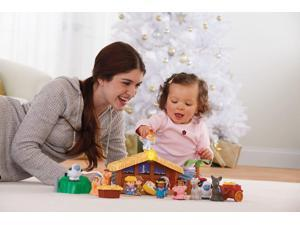 Little People Nativity Set - Imaginative Play Sets by Fisher Price (N4630)