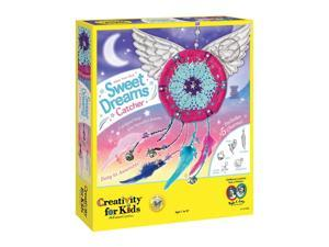 Make Your Own Sweet Dreams Catcher - Craft Kit by Creativity For Kids (1147)