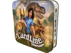 Cardline Dinosaurs - Card Game by Asmodee (CARD03)