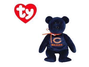 Chicago Bears NFL Beanie Baby - Teddy Bear by TY (41723)