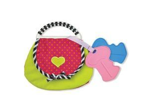 My First Purse (Carters) - Stuffed Animal for Baby by Kids Preferred (63156)