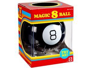 Retro Magic 8 Ball - Family Game by Mattel (DHW39)