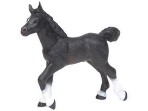 Black Anglo Arab Foal - Play Animal Figure by Papo Figures (51530)