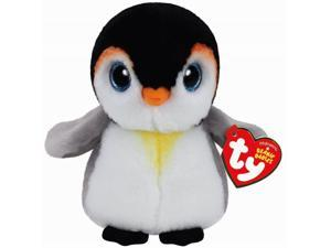 Pongo Penguin Beanie Baby - Stuffed Animal by Ty (42121)